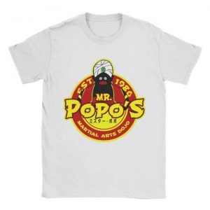 Mr Popo Martial Arts Dragon Ball T-shirt