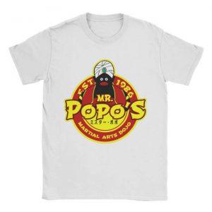 Mr Popo Martial Arts Dragon Ball T-shirt