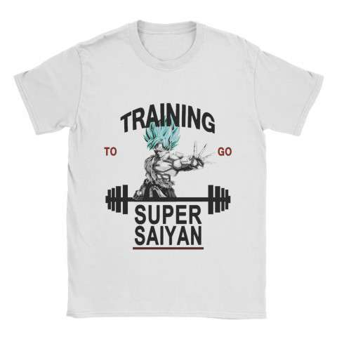 Training Super Saiyan Dragon Ball T-shirt