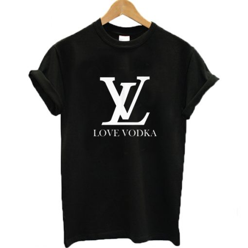 Love Vodka T-shirt