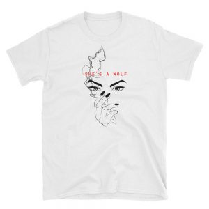 She's A Wolf T-shirt