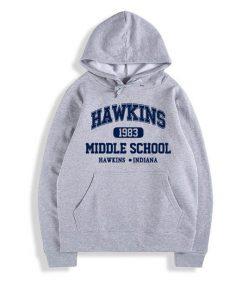 Hawkins Stranger Things Hoodie