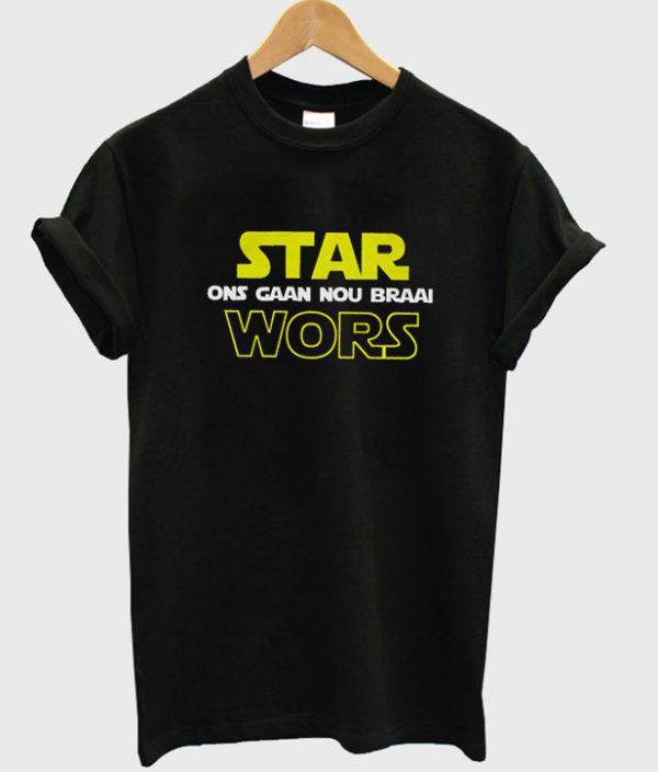 Star Wors T-shirt