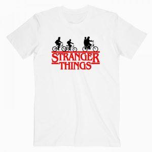 Stranger Things Bike T-shirt