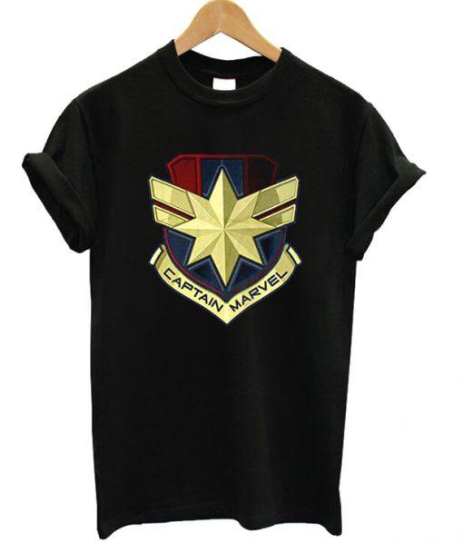 Captain Marvel Graphic T-shirt