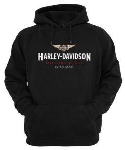 Harley Davidson Motorcycles Hoodie