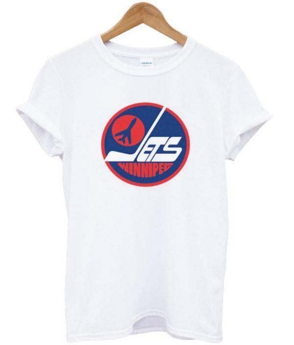 Jets Winnipeg T-shirt