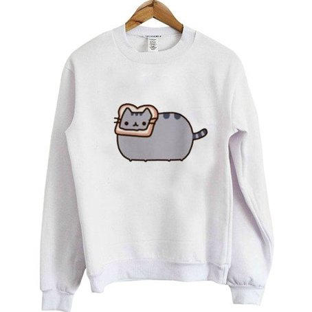 Pusheen The Cat Sweatshirt