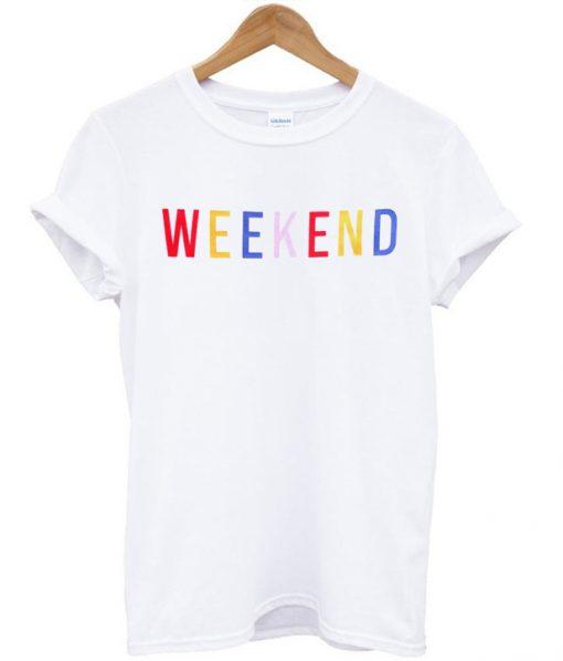 Weekend T-shirt