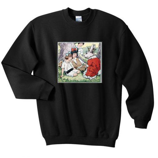 Rabbit Stories Sweatshirt