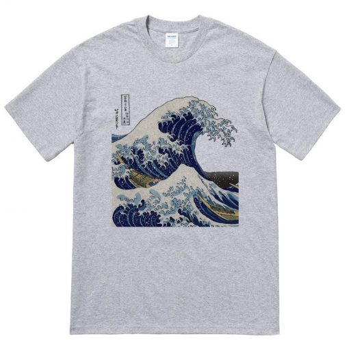 The Great Wave Kanagawa T-shirt