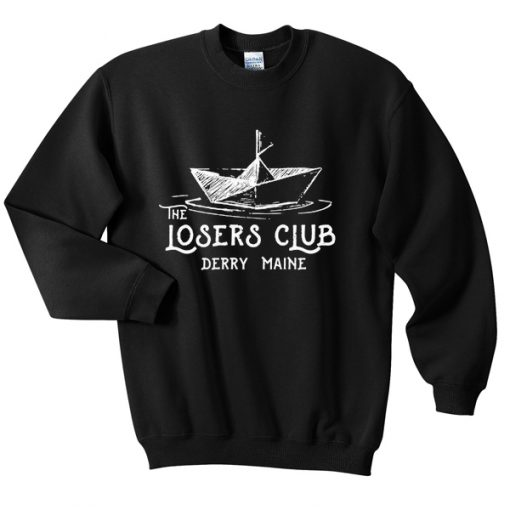 The Losers Club Derry Maine Sweatshirt