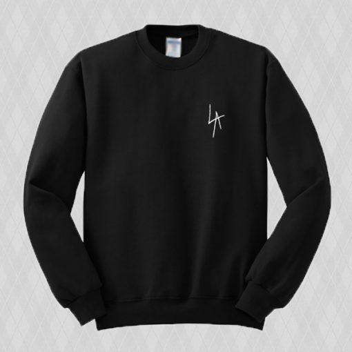 Adam Levine LA Sweatshirt