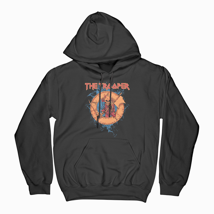 The Trooper Hoodie