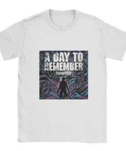 A Day To Remember Homesick T-shirt