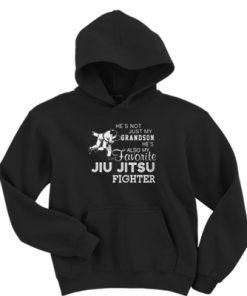 He' My Favorite Jiu Jitsu Fighter Hoodie