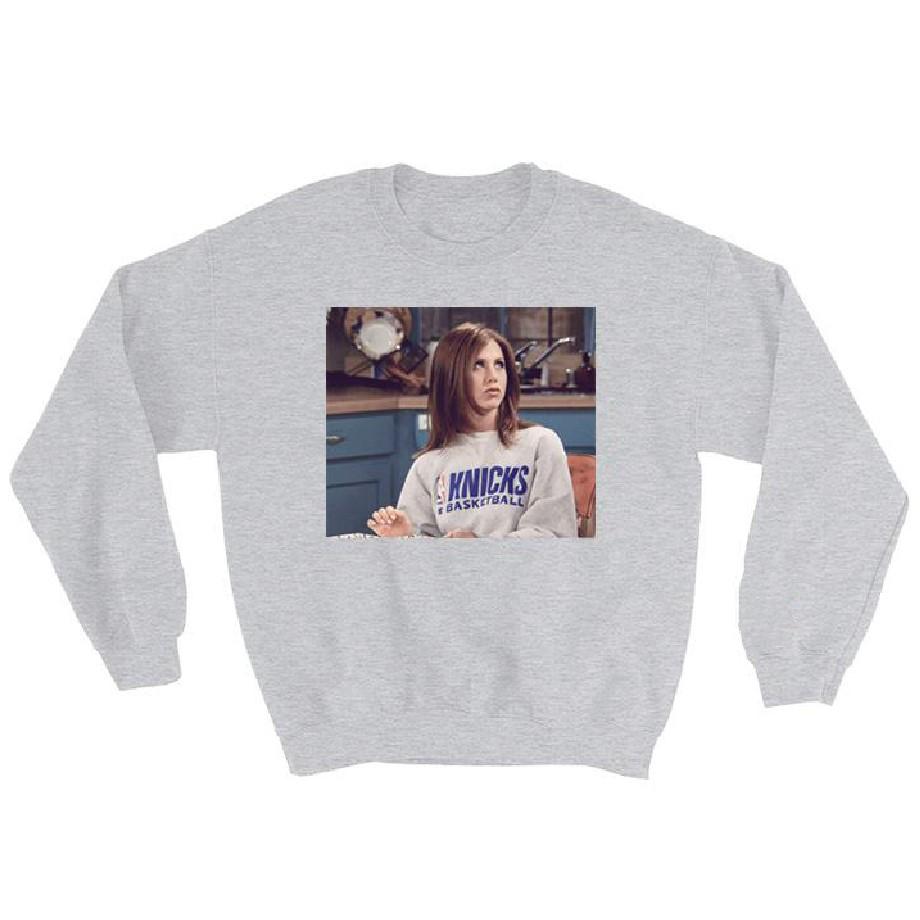 Rachel Green Friends Knicks Sweatshirt