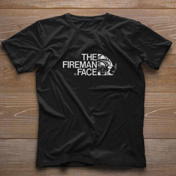 The Fireman Face T-shirt