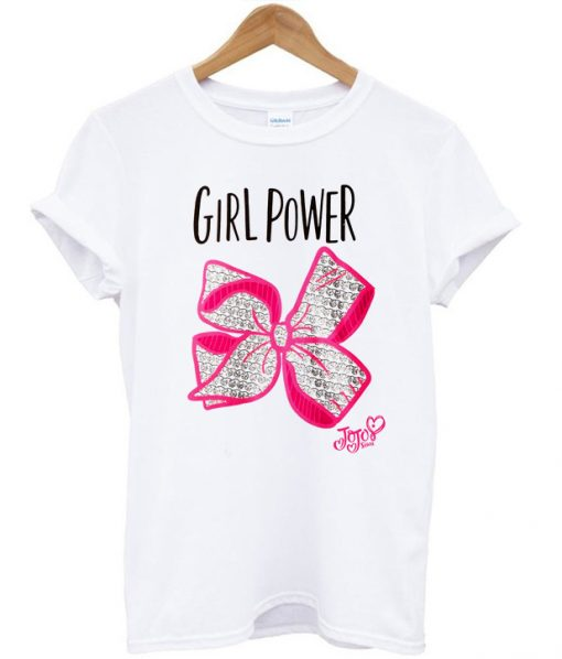 Jojo Siwa Girl Power T-shirt