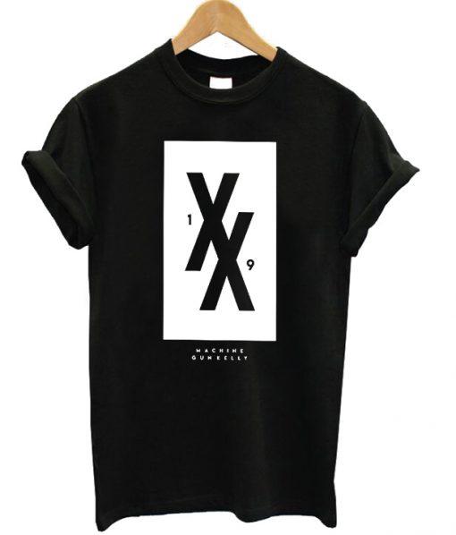 Machine Gun Kelly 19xx T-shirt