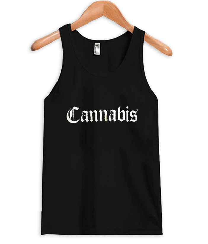Cannabis Tank Top