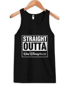 Straight Outta Walt Disneyworld Tank Top