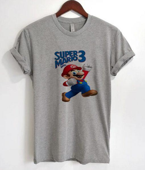 Super Mario 3 T-Shirt