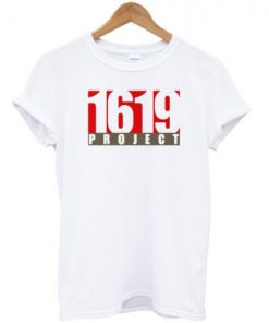 1619 Project T-shirt