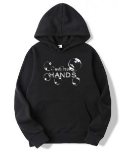 Wash Your Hands Bubbles Hoodie