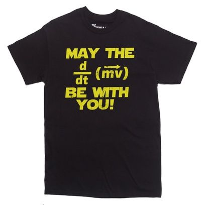 May The Force Be With You Meme T-shirt