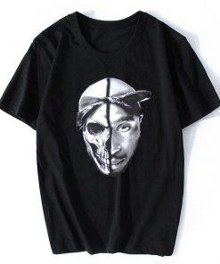 Tupac Skull T-shirt